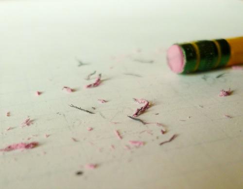 seo mistakes, eraser