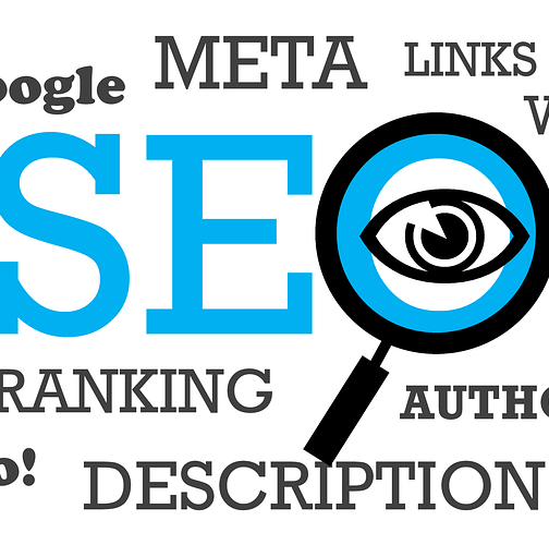 search ranking, SEO graphic