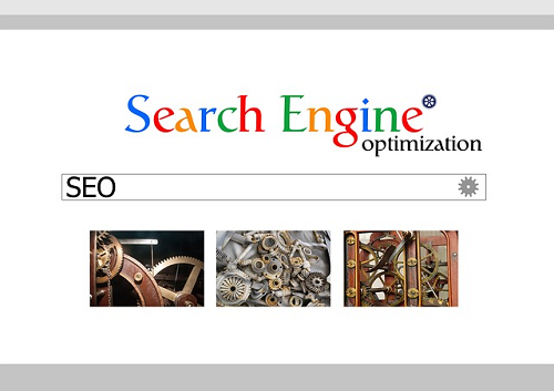 Google, SEO graphic