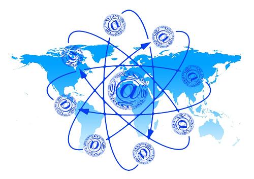 email-globe