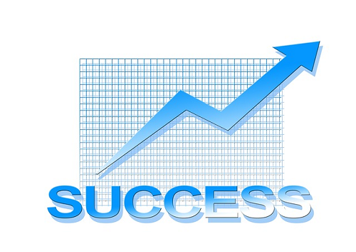 lead nurturing tips to increase success, success graph