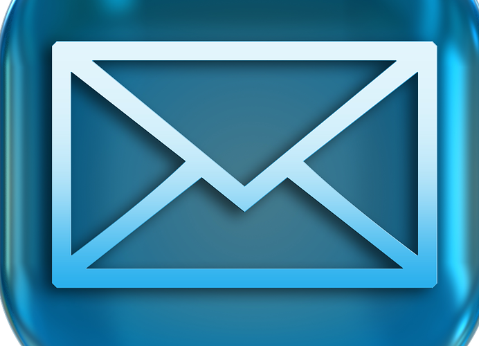 email list, email icon